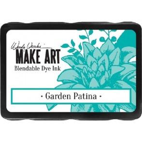 Barvna blazinica, Make Art, Garden Patina