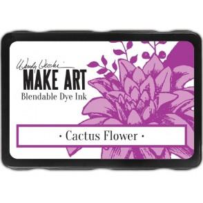 Barvna blazinica, Make Art, Cactus Flower