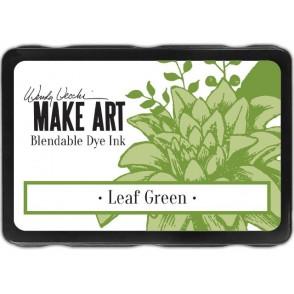 Barvna blazinica, Make Art, Leaf Green