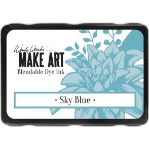 Barvna blazinica, Make Art, Sky Blue