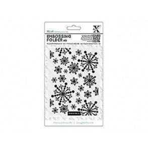 Mapa za embosiranje, Beautiful snowflakes