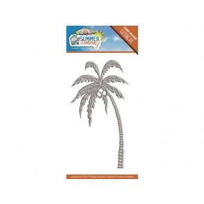 Rezalna šablona, Summer Holiday, Palm tree