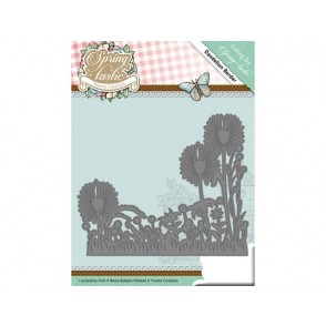Rezalna šablona, Spring-tastic, Dandelion border