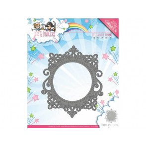 Rezalna šablona, Tots and Toddlers, Rectangle frame