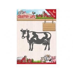 Rezalna šablona, Country Life, cow