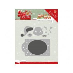 Rezalna šablona, Sweet Christmas, Sweet Christmas deer