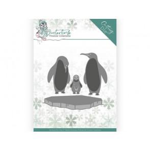 Rezalna šablona, Penguins on Ice