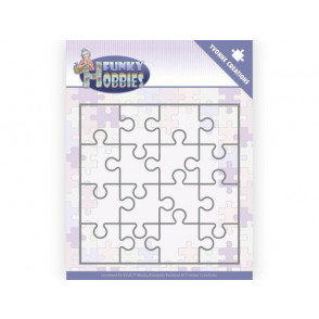 Rezalna šablona, Funky Hobbies, Puzzle