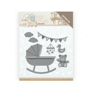 Rezalna šablona, Newborn, Baby Crib