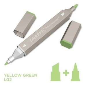Marker Graphic, Yellow green