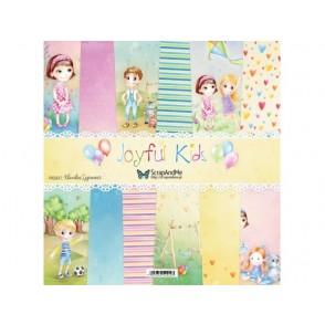 Papir, Joyful Kids, set