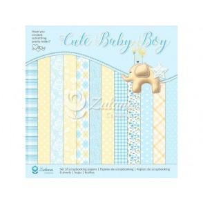 Papir, Cute baby boy