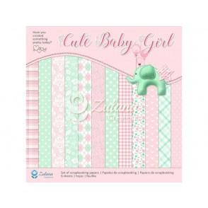 Papir, Cute baby girl