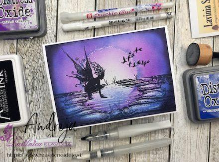 Lavinia Stamp - Zrcalni odtis - Andreja