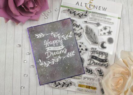 Altenew - Vesele nove sanje