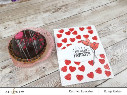 Altenew - Valentinovi srčki