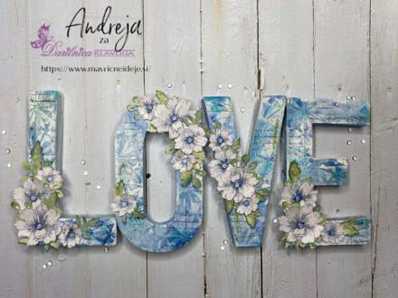58. izziv FB Papirčkarice – poroka - dekoracija