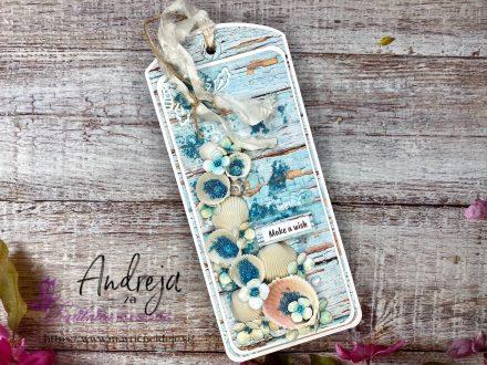 Dress My Craft - Morska mixed media - Andreja